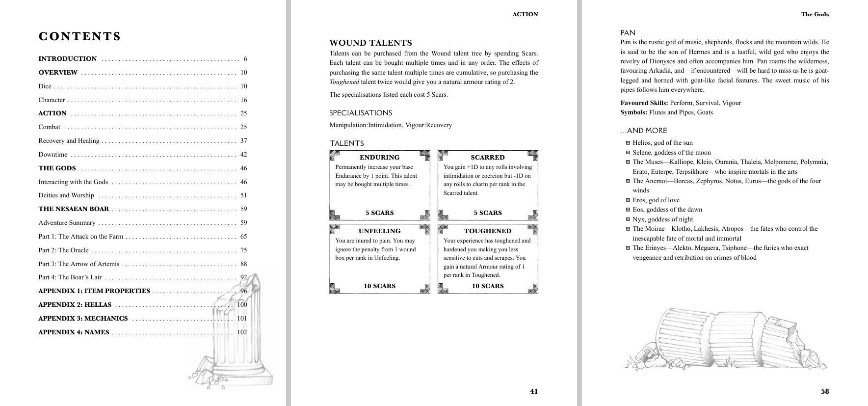Aegean PDF Pages
