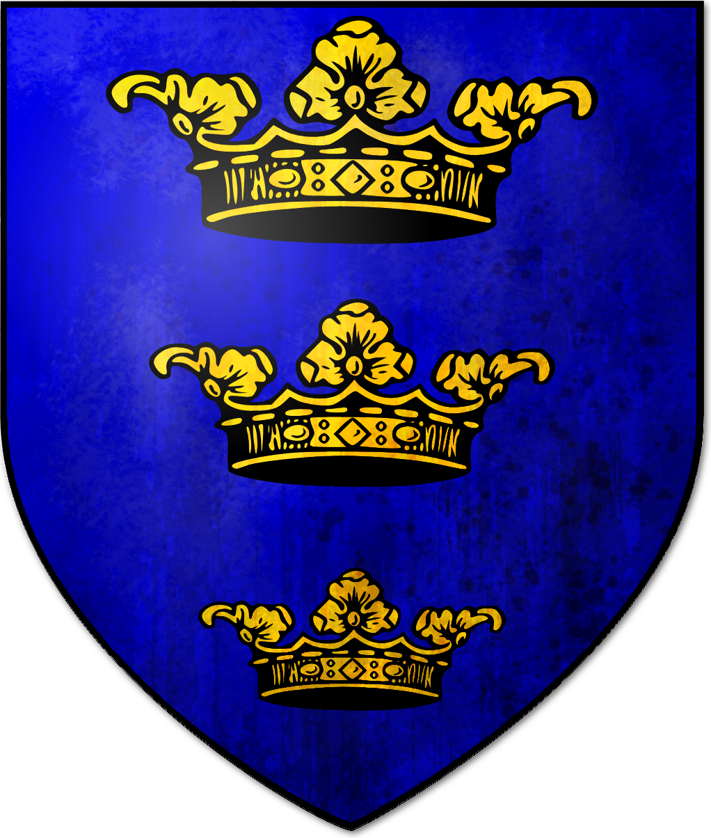 King Arthur's Coat of Arms